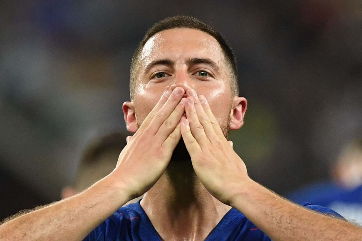 """To My Chelsea Friends And Family"" - Eden Hazard Pens Emotional Open Letter To Chelsea Fans"