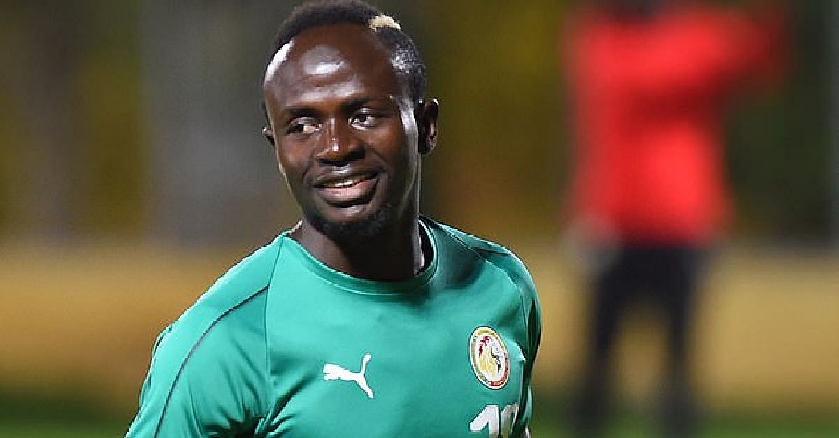 I Will Swap The UEFA Champions League For AFCON Glory - Saido Mane