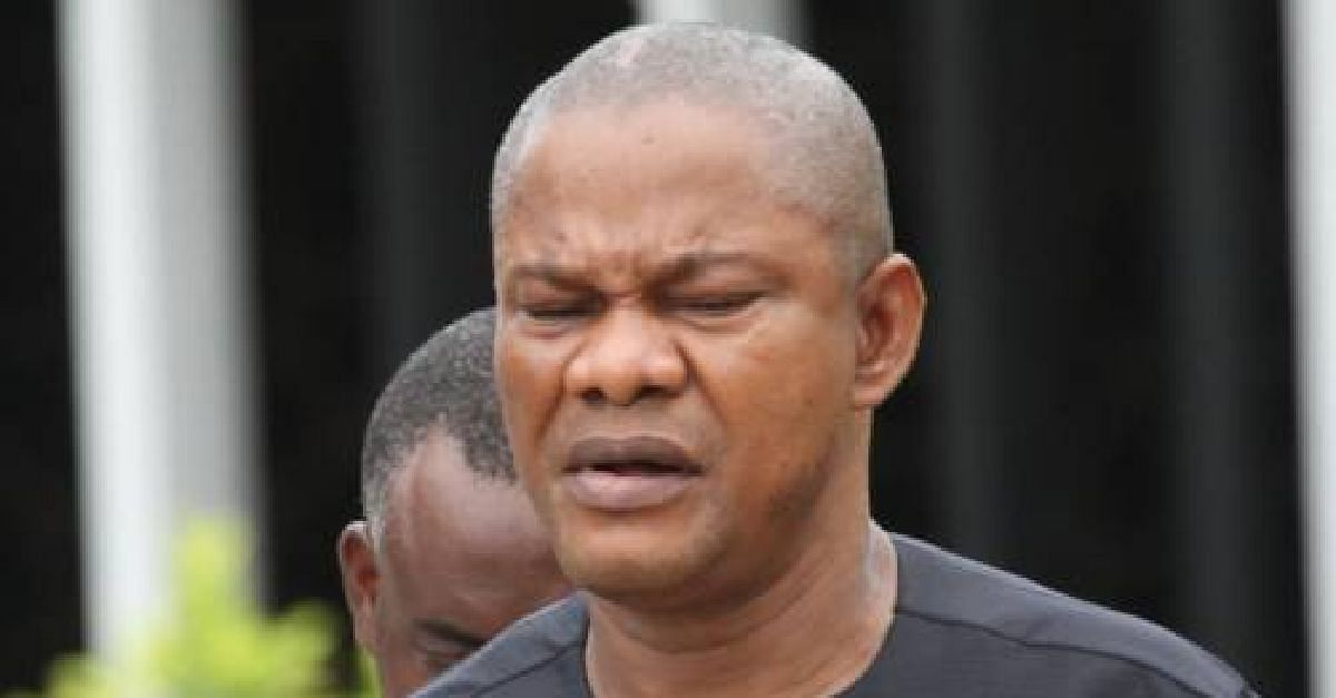 Ex-NIMASA DG, Callistus Obi, To Spend 7 Years In Prison