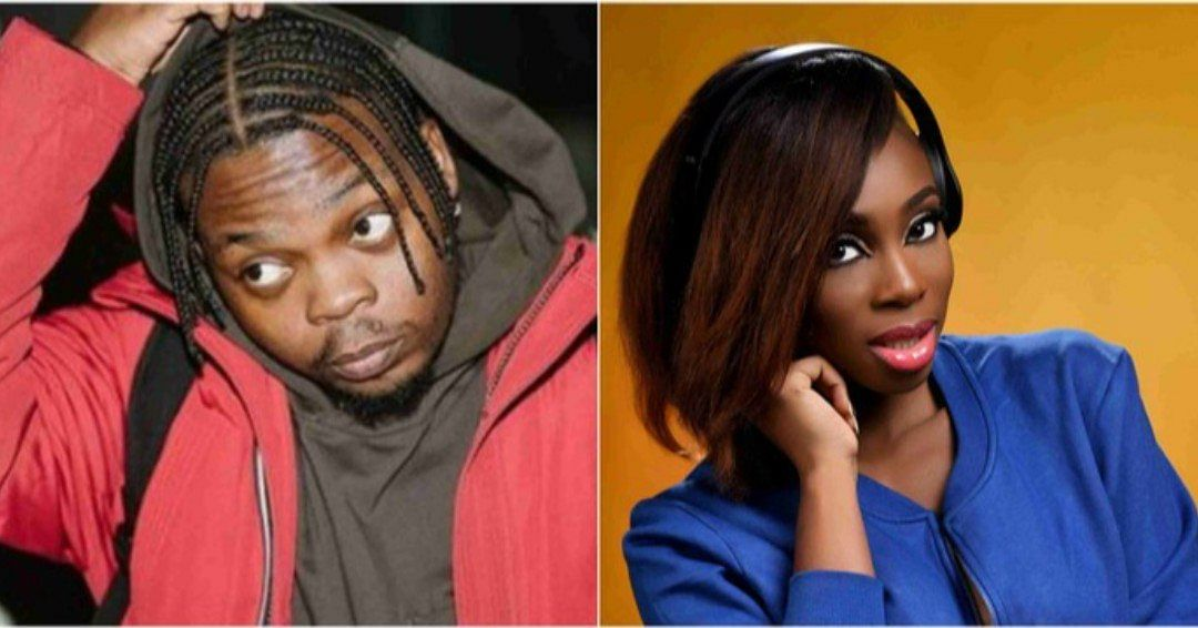 Messy Details of Illicit Affair Between Olamide and Beat Fm OAP Maria Okan Revealed
