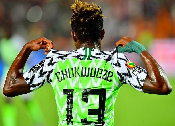 AFCON: Man Of The Match Performance Excites Samuel Chukwueze