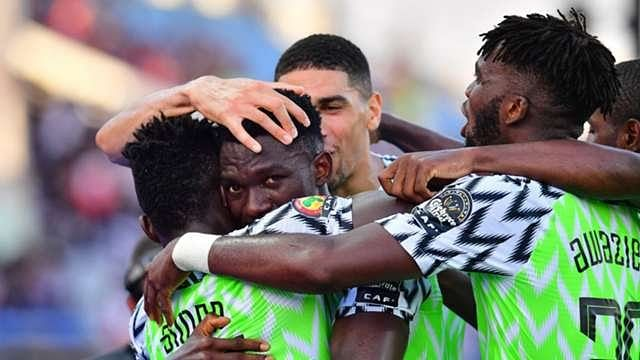 Confirmed! Nigeria To Face Cameroon In AFCON Round Of 16