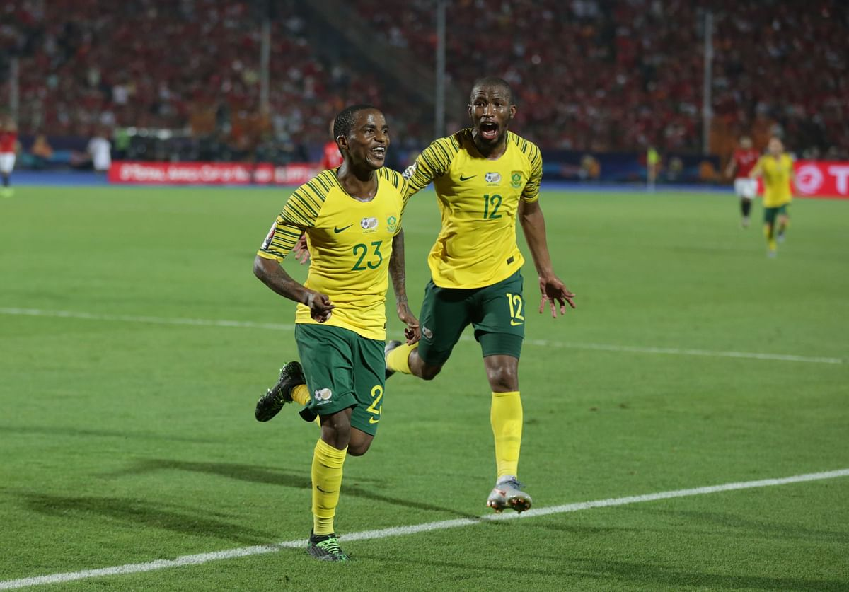 South Africa Crush Egypt To Set Up Quarterfinal Clash With Nigeria