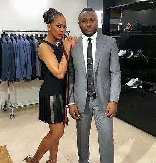 Ubi Franklin Denies Tboss' Pregnancy