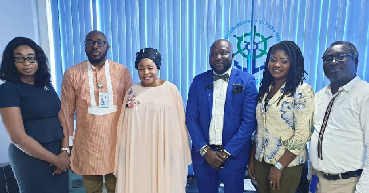 Waterlight Save Initiative Pays Courtesy Visit To NIMASA