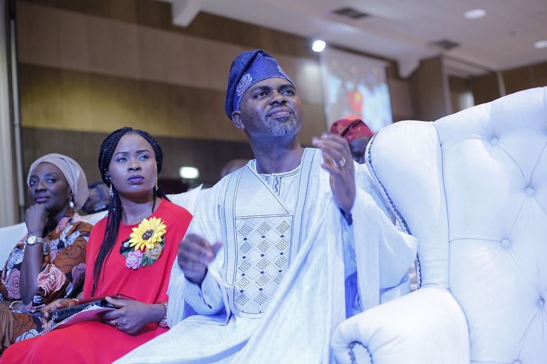 Aregbesola Graced Segun Olulade book Launch' Eleniyan Perspectives'
