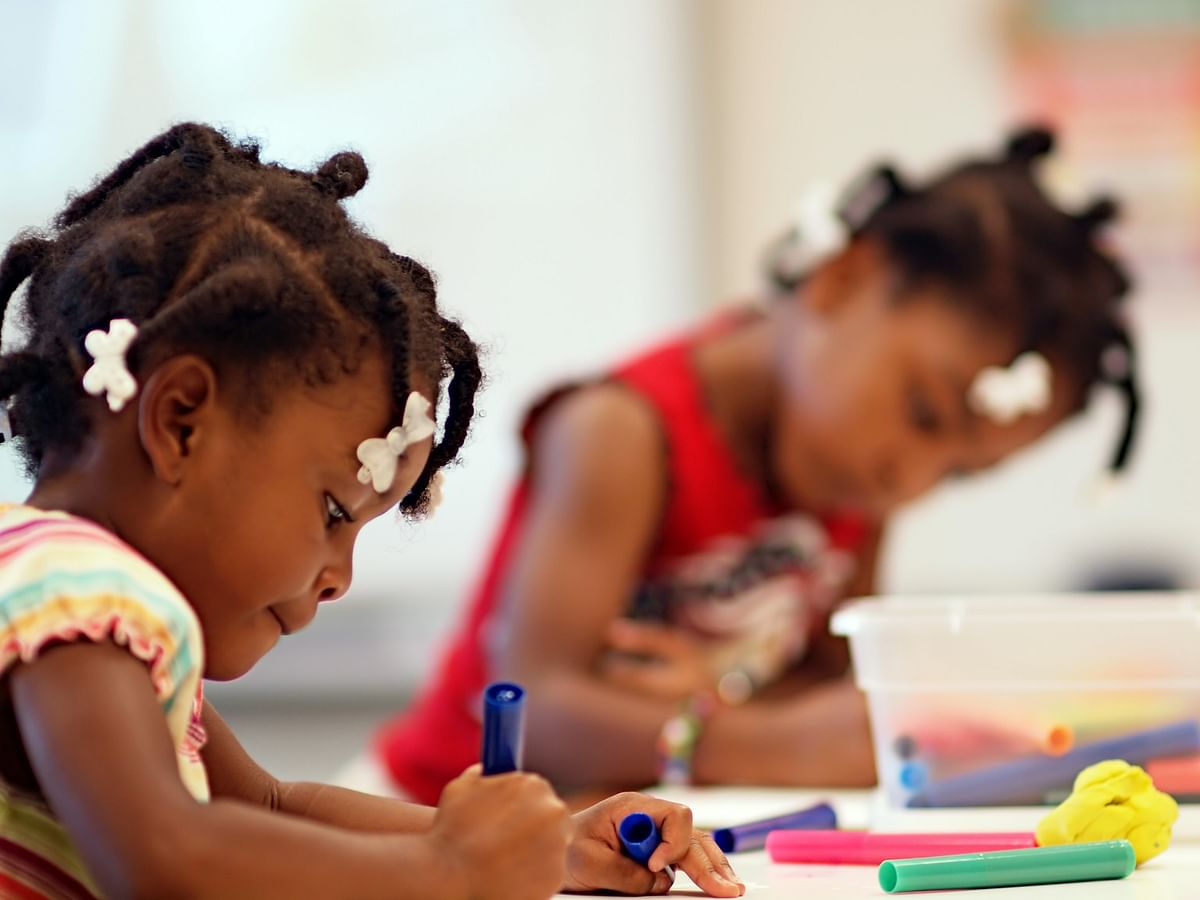 Creative classes for kids