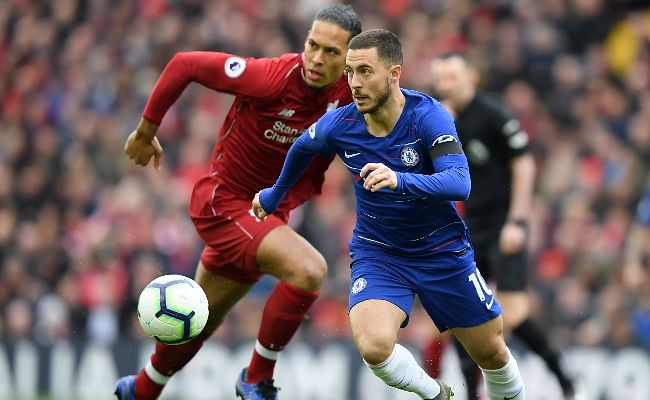 FIFA 20 Reveals Eden Hazard And Van Dijk As Cover Stars