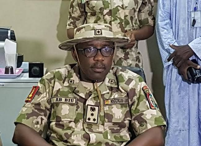 """Such Misinformation Is Rather Unfounded,"" Major Abdulmalik Says"