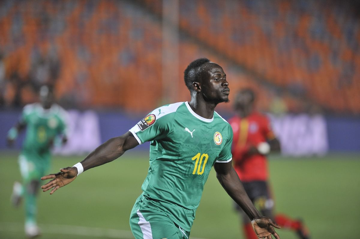 Sadio Mane's First-Half Strike Gives Senegal Victory Over  Uganda
