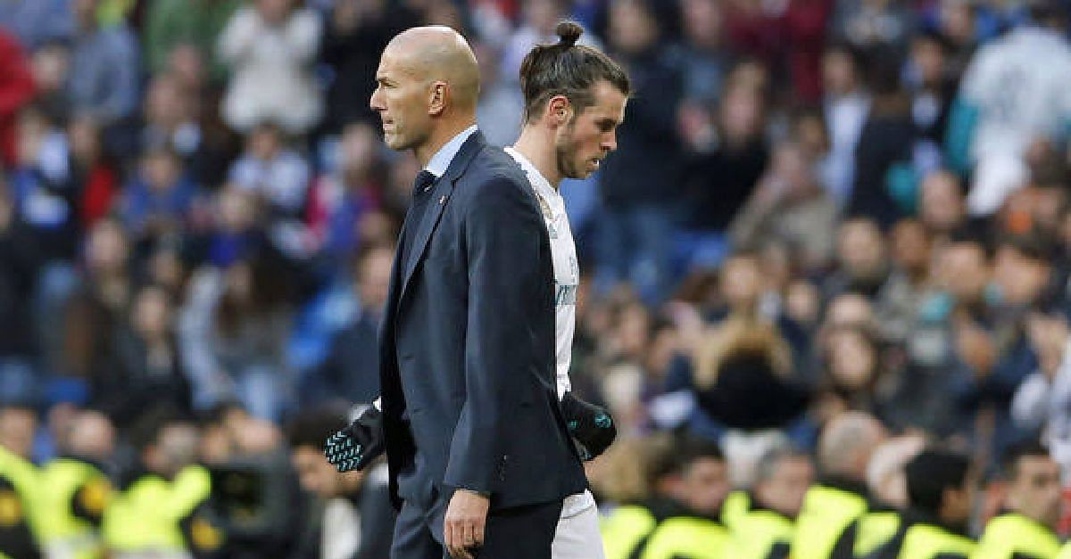 I'm Not Playing Happy At Real Madrid - Gareth Bale