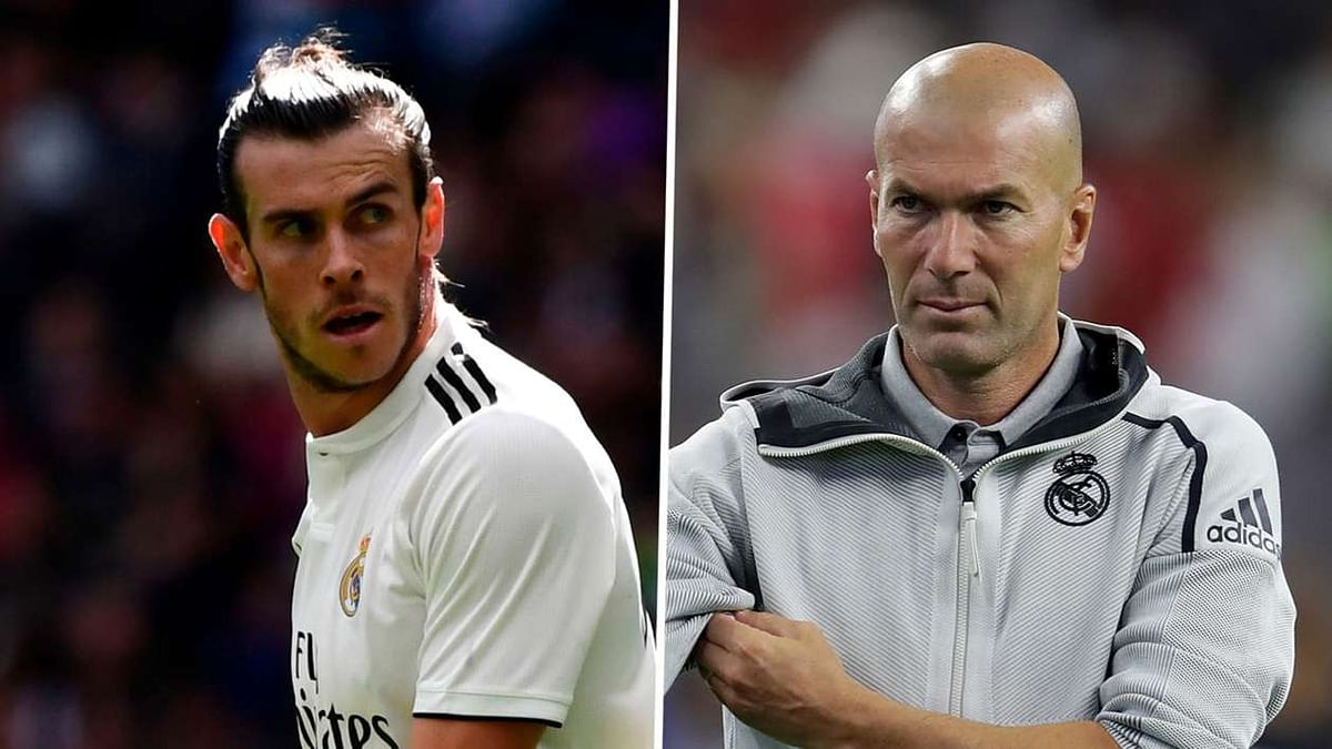'Zidane Is A Disgrace' - Bale's Agent Blasts Real Madrid Boss
