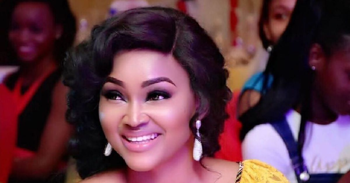 Did Mercy Aigbe Return To Her Estranged Husband?