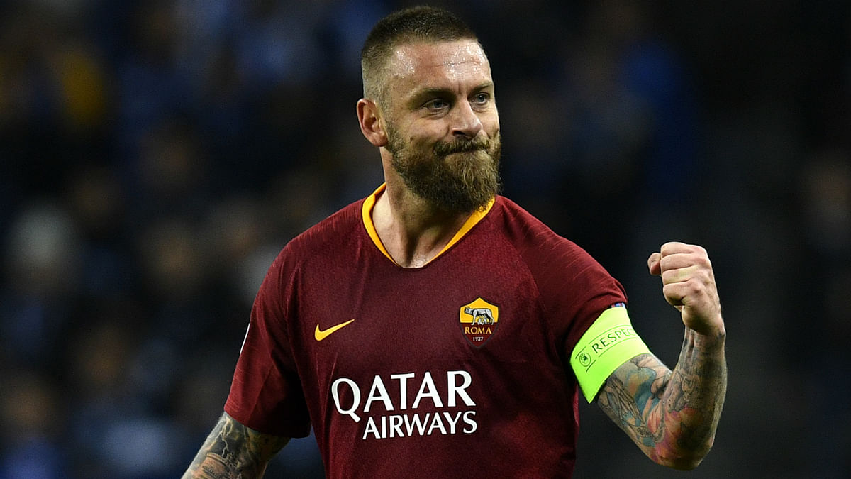 Daniele De Rossi Joins Boca Juniors After 18 Years At Roma