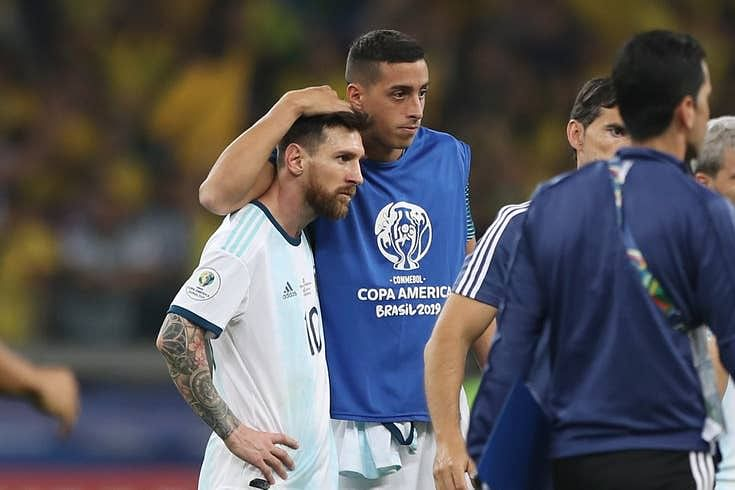 Messi And La Albiceleste Crash Out Of Copa America