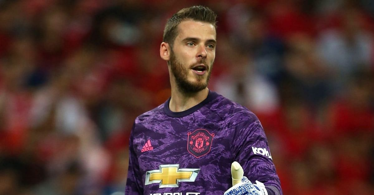 David De Gea Keen On Becoming Manchester United's Captain