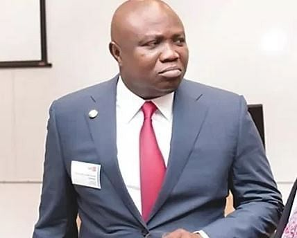 Nigerians React As Ambode Is Left Out Of President Buhari's Ministerial List