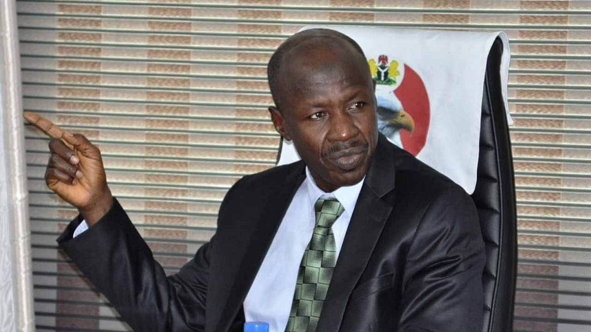 EFCC Chairman Vows To Help NYSC Curb Fraudulent Activities