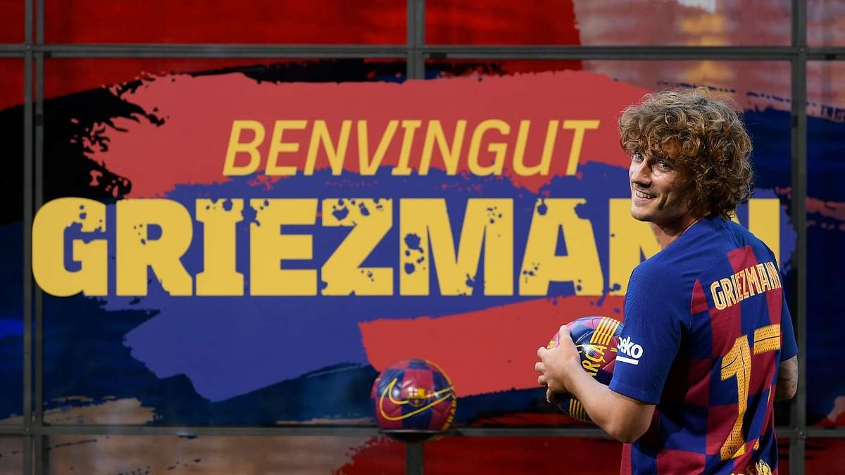 Griezmann: Messi Hasn't Welcomed Me To Barcelona Yet