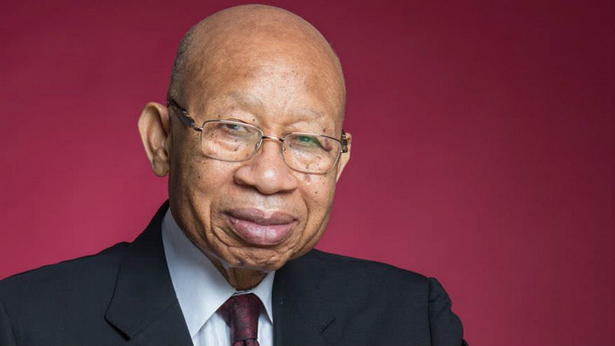 Former Minister, Ernest Ndukwe, Replaces Pascal Dozie As MTN Chairman