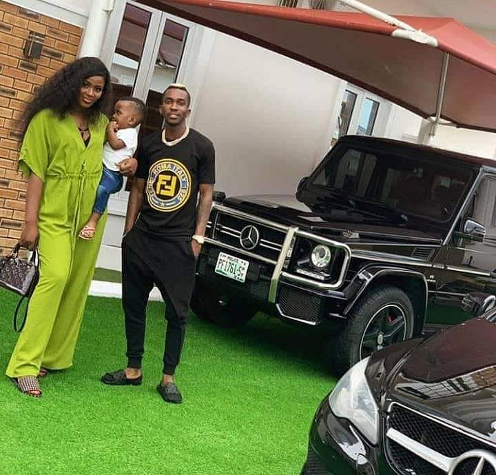 Photo: Henry Onyekuru Ties The Knot With Long Time Girlfriend, Esty