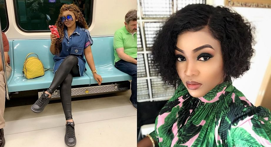 Mercy Aigbe Curses Trolls Who Link Her Assets To Politicians