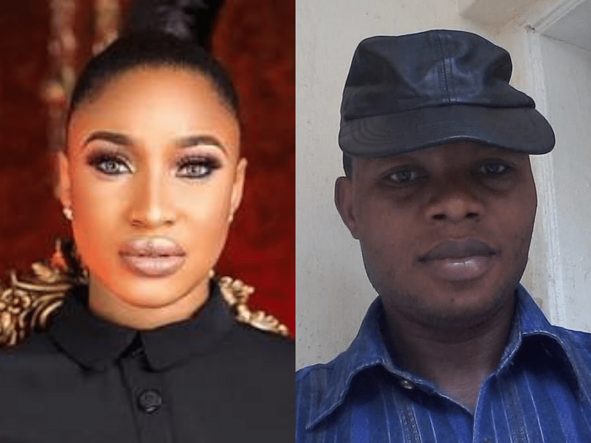 Tonto Dikeh Protests Possible Release Of Alleged Child Rapist