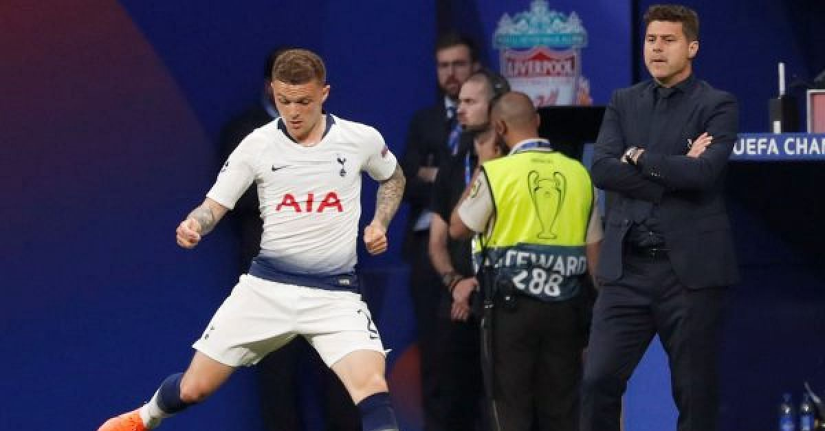 Kieran Trippier Officially Joins Atletico Madrid For £20M - Tottenham