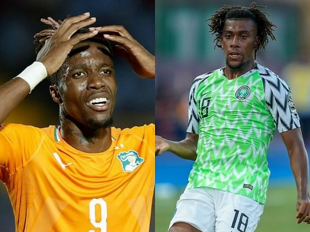 Alex Iwobi Could Leave Arsenal If Wilfried Zaha Is Brought In