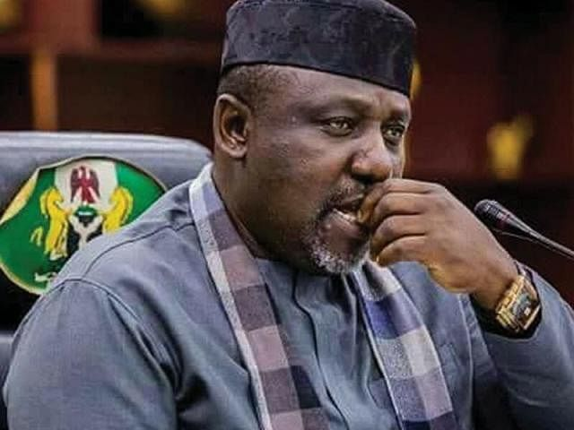 Okorocha Accuses Governor Ihedioha Of Witch Hunt Over  Sealed Properties