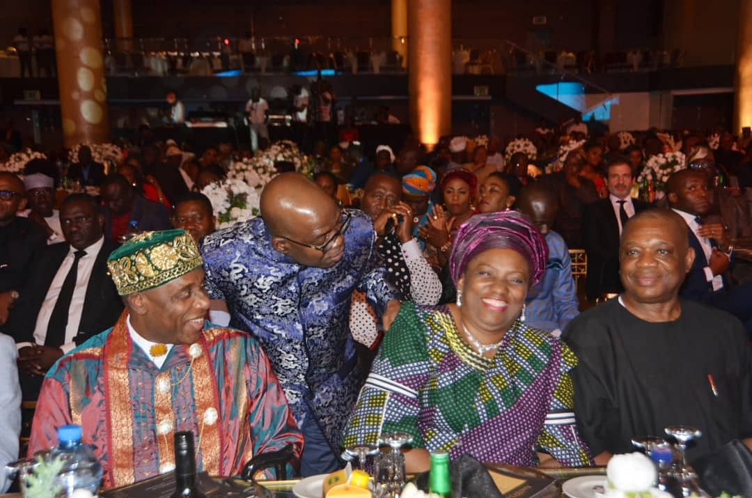 Reception In Honour Of Hon.Rotimi Amaechi And Wife