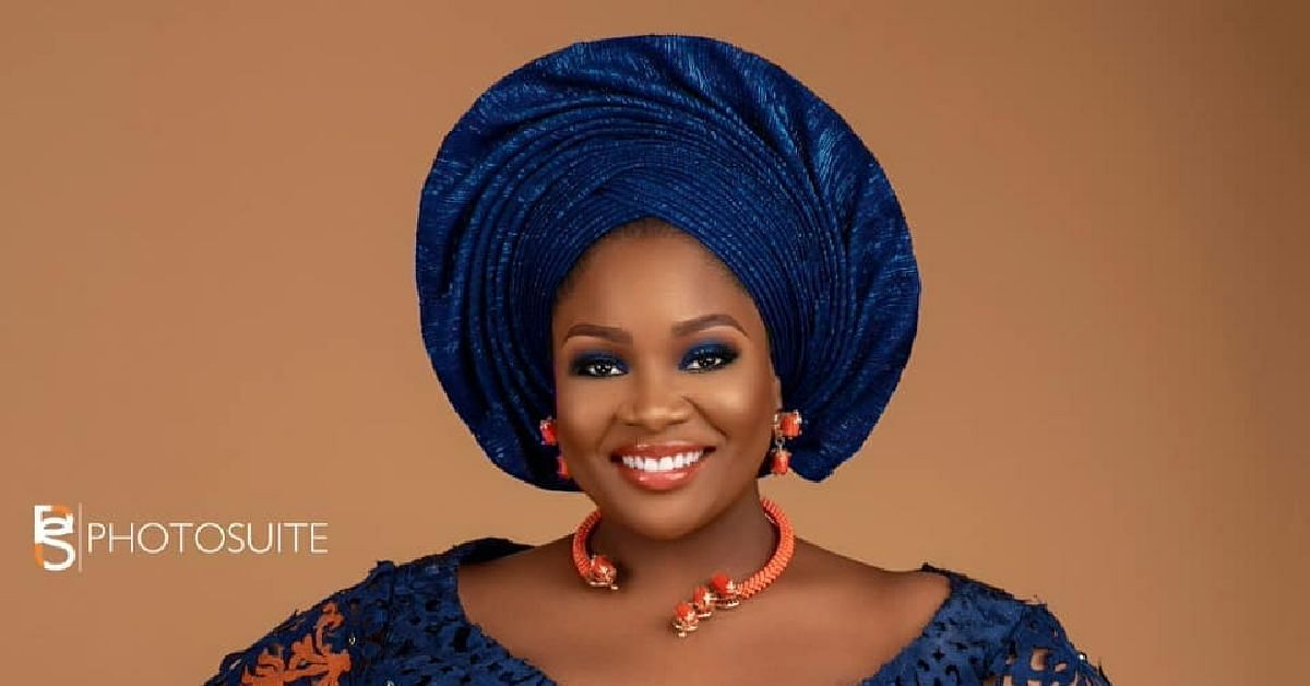 OAP Toolz Mistakenly Reveals Adesua Etomi's Baby Bump