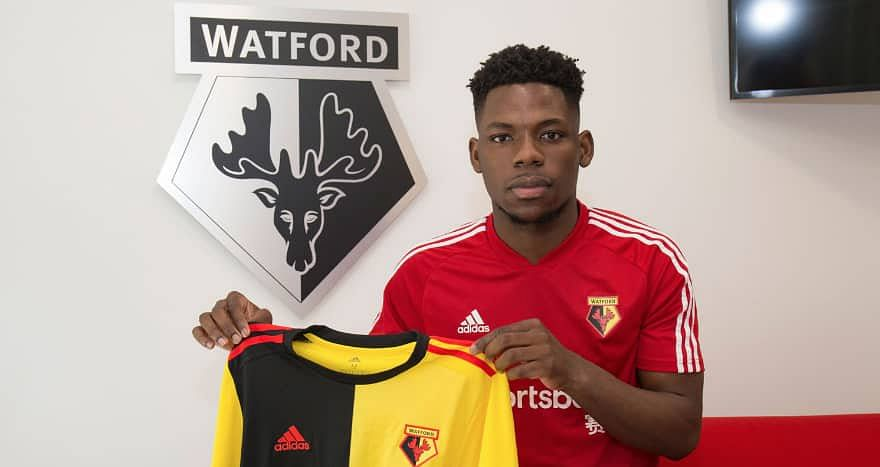 Nigeria U20 Star Tom Dele-Bashiru Signs Six-year Deal With Watford