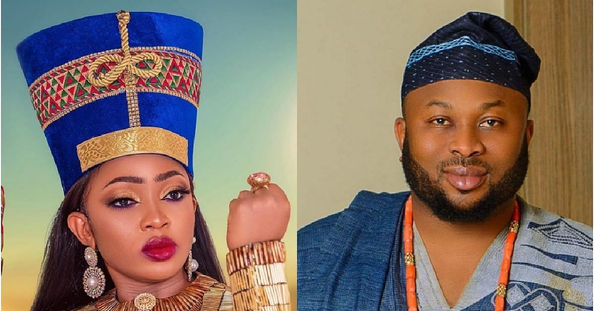 Tonto Dikeh's Ex-Husband And Ex-Bestie Planned The Money Gift On Social Media
