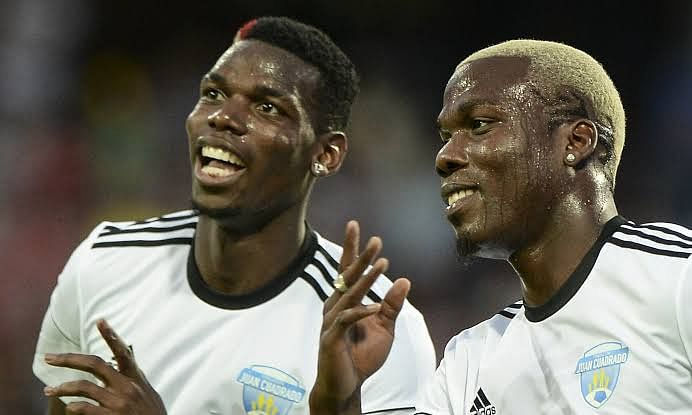 Mathias Pogba Claims His Brother Will Help Real Madrid