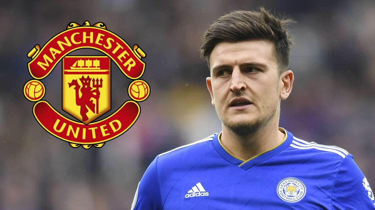 Man Utd Agree World Record £80m Deal To Sign Harry Maguire