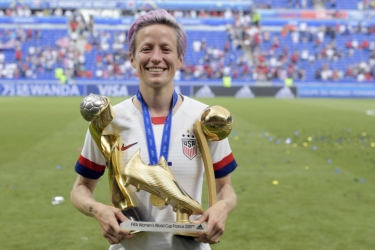 USA Defeat Netherlands 2-0 To Retain Women's World Cup Title