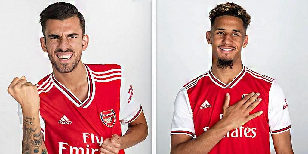 Arsenal Confirms Two Major Transfer Signings In One Day