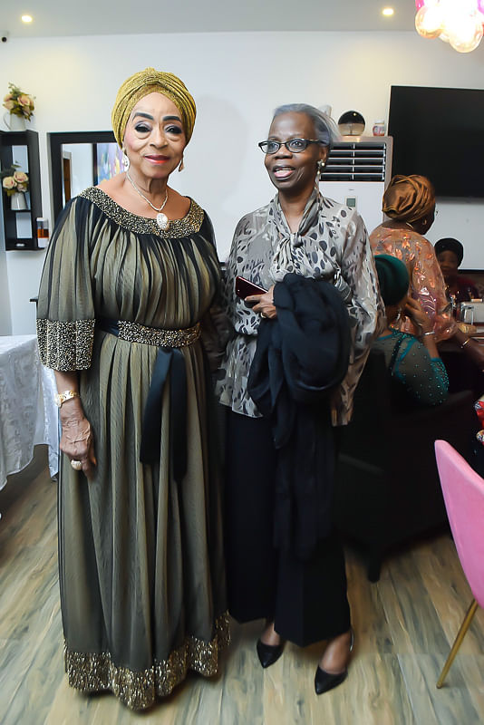 Princess Abah Folawiyo Celebrates 77th Birthday