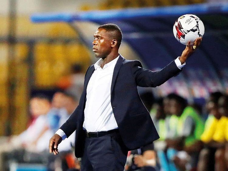 Clarence Seedorf Sacked By Cameroon After Nations Cup Disappointment