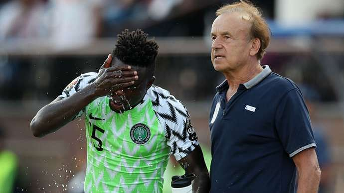 Nigeria Lost To The Best Team At The Nations Cup – Gernot Rohr