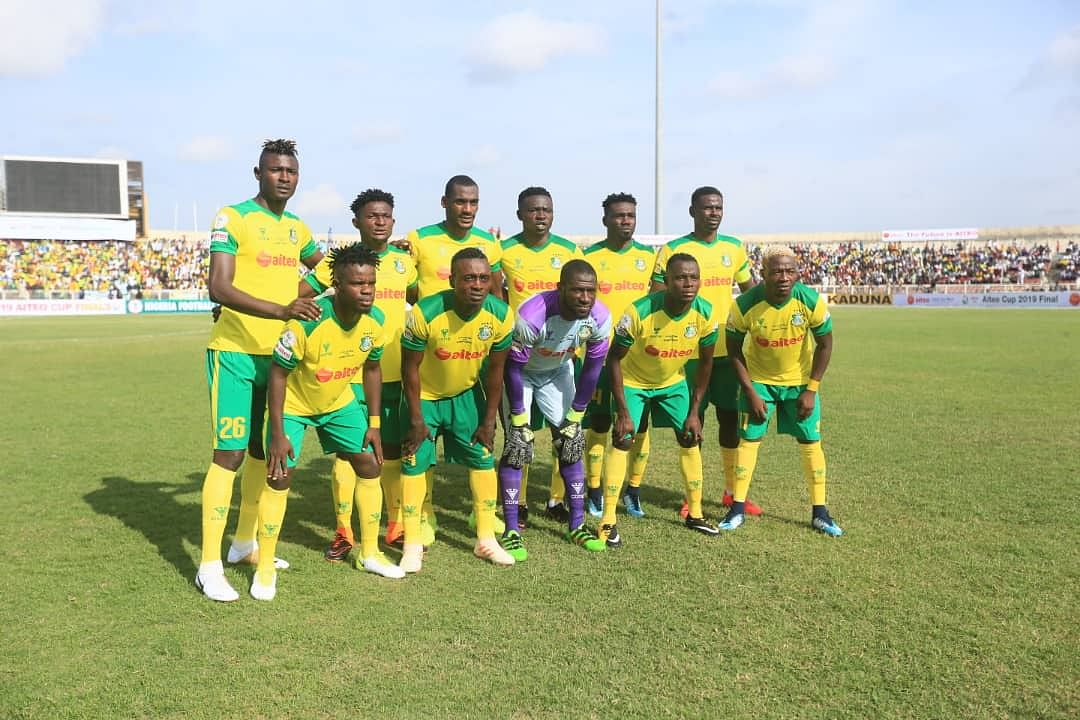 Kano Pillars Defeat Niger Tornadoes On Penalties To Lift Aiteo Cup