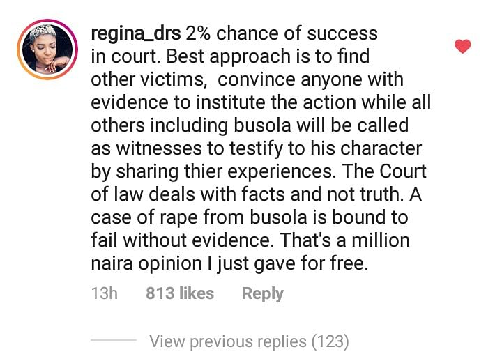 Nigerians React As Busola Dakolo Officially Files Rape Charges Against COZA Pastor
