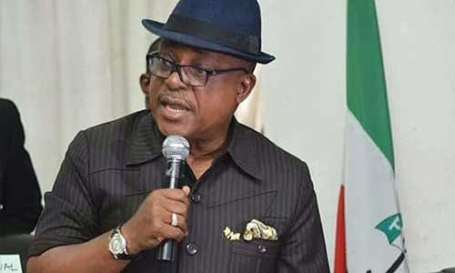 Chief David Umahi, Governor of Ebonyi state