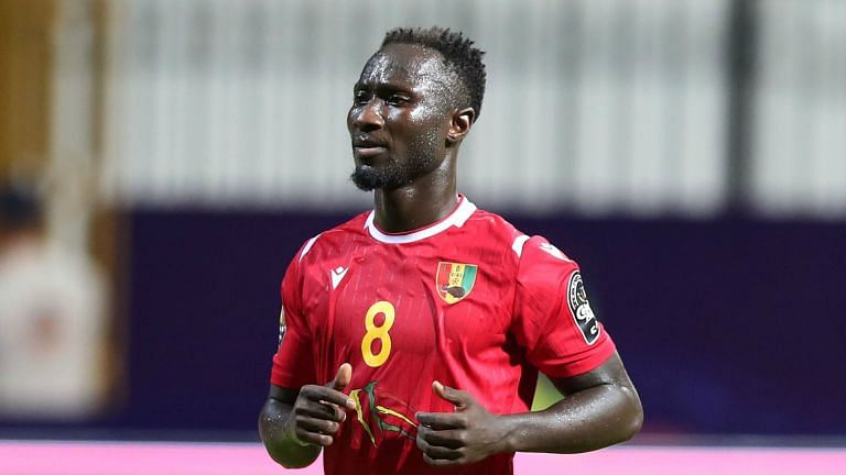 Naby Keita's Family Home Attacked By Angry Youths As Player Leaves AFCON For Liverpool
