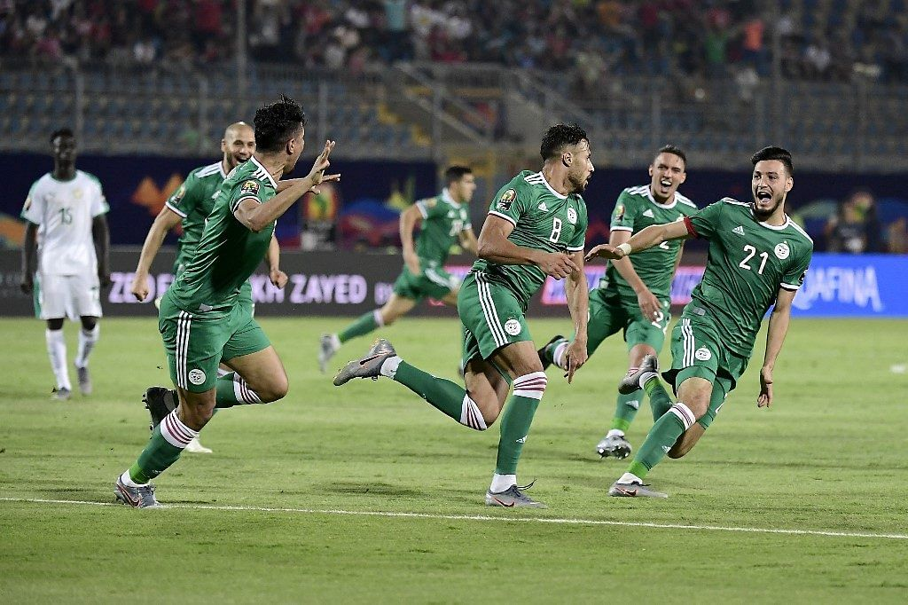 Algeria To Smuggle 1400 Fans Against The Super Eagles