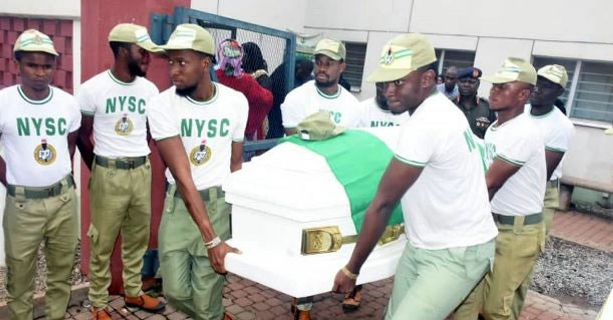 NYSC Pledges One Million Naira To Slain Corps Member's Family