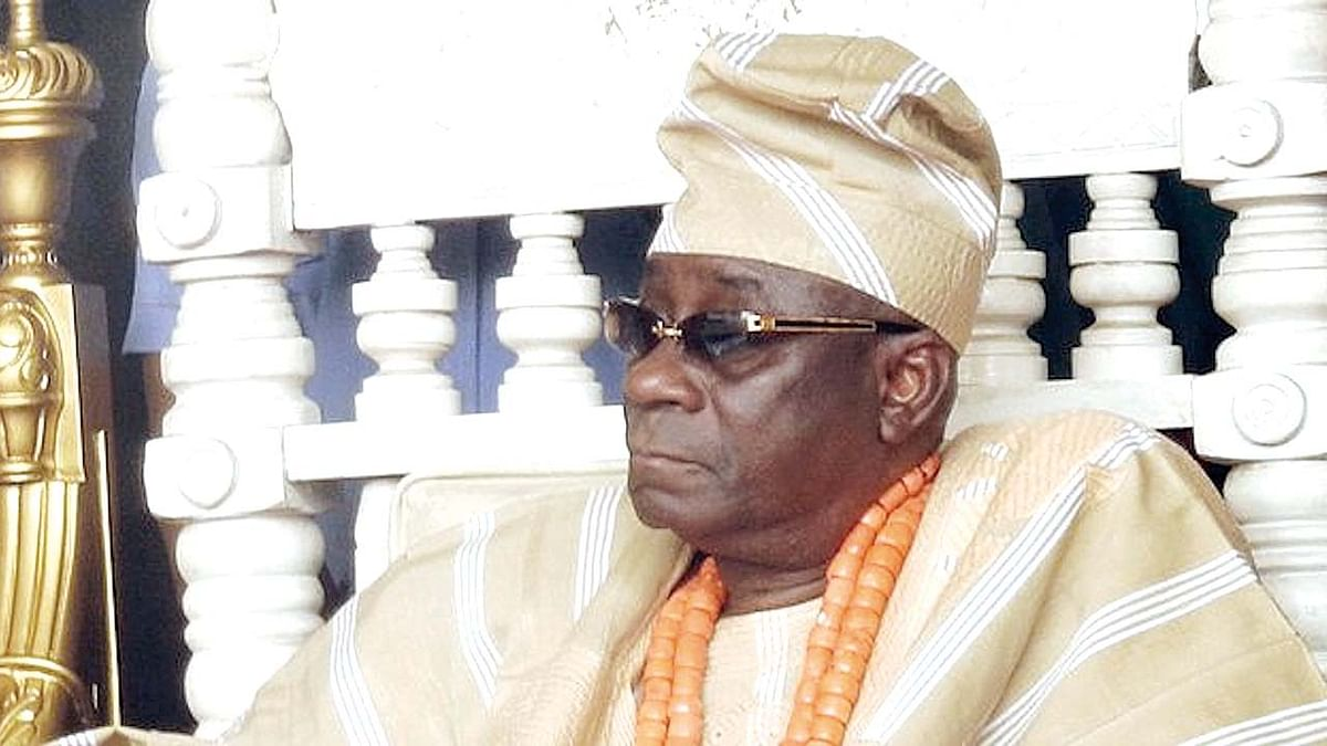 """The Number 1 Problem Of Nigeria Is Obasanjo,"" Oba Rilwan Akiolu Laments"