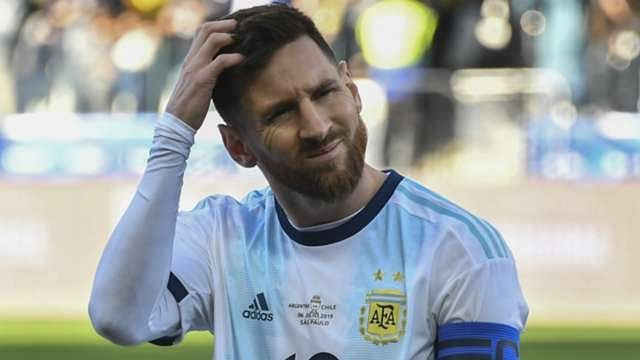 Messi Fined $1500 And Given One-game Ban By CONMEBOL For Copa America Red Card & 'Corruption' Outburst