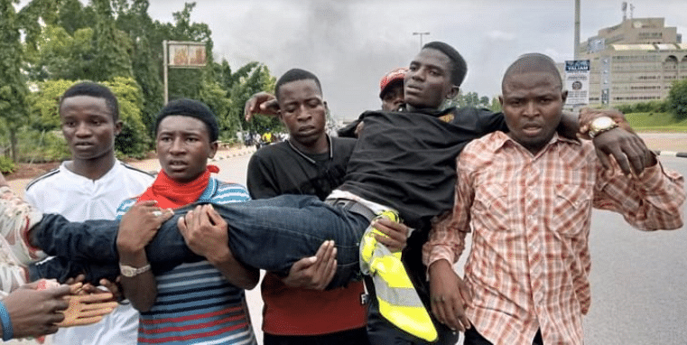 Many Injured As Policemen Clash With Shiites In Abuja